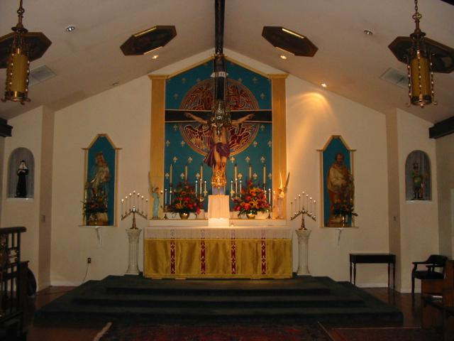 Altar Steps Liturgy And Sacraments Catholic Answers Forums